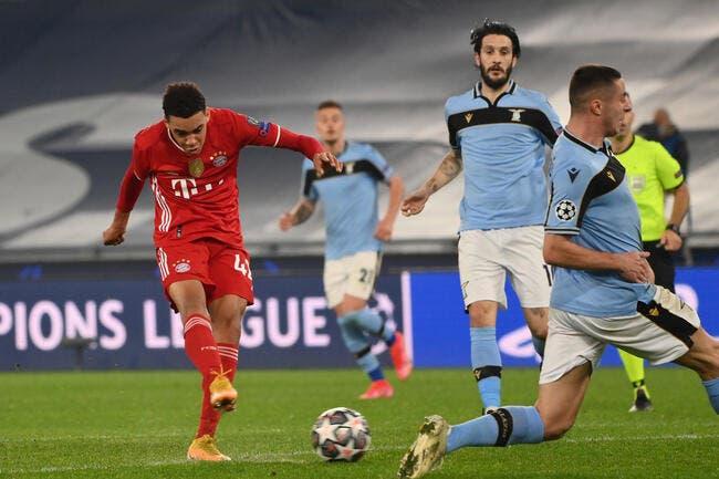 LdC : Le Bayern met la Lazio à ses pieds