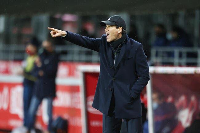 OL : Garcia détesté à Lyon, il dénonce une injustice