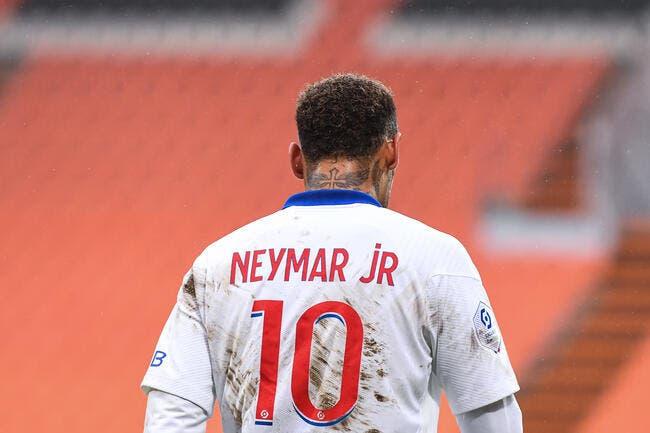 PSG : Neymar fait monter la sauce, ça sent la prolongation !