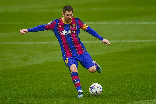 Esp : Le Barça et Messi se réveillent