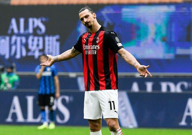 Ita : Ibrahimovic fera Milan-San Remo, pas de polémique