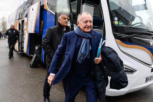 OL : Lyon interdit de bus à Marseille, Aulas s'emballe