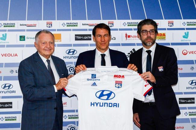 OL : Rudi Garcia va quitter Lyon, un faux suspense