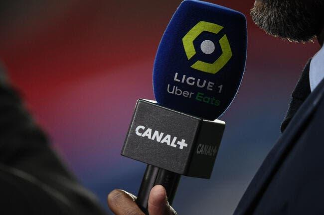 Programme TV : Canal+ va rafler la L1 jusqu'en 2024