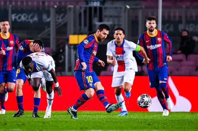 Lionel Messi au PSG, Paris gagnera de l'argent !