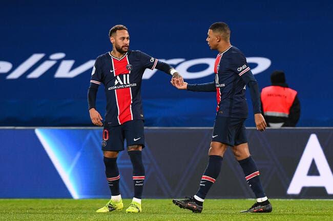PSG : Neymar et Mbappé, le top mondial est à Paris