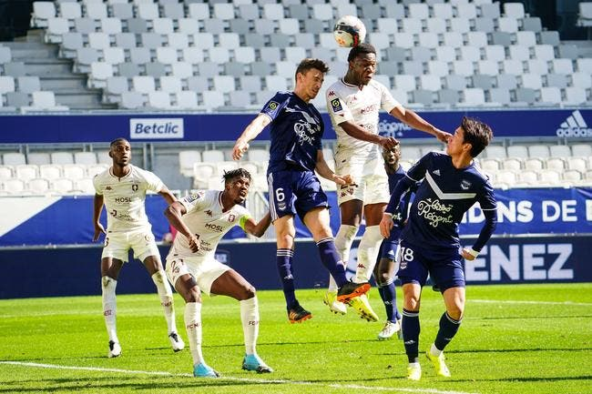 L1 : Metz torpille Bordeaux à l'ultime seconde !