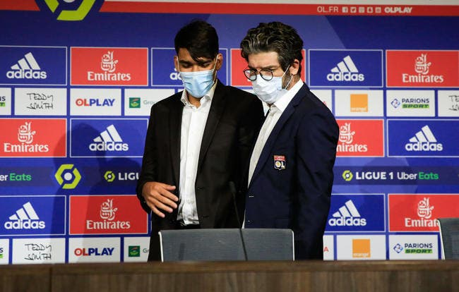 OL : Lucas Paqueta fait une promesse XXL à Lyon