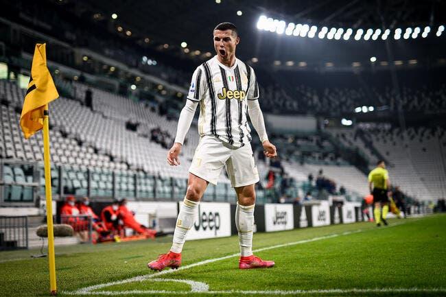Ita : Cristiano Ronaldo accusé d'arnaquer la Juventus