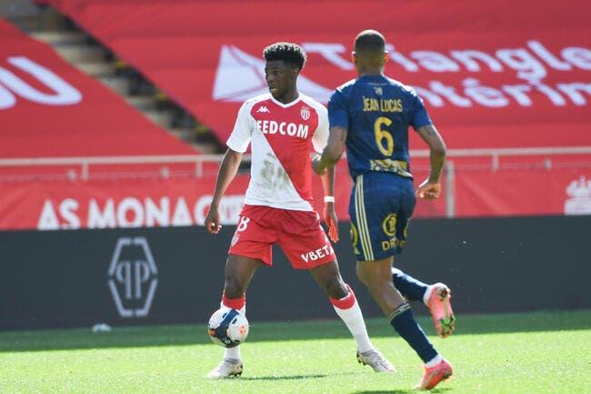 L1 : Monaco maintient son rythme d'enfer contre Brest