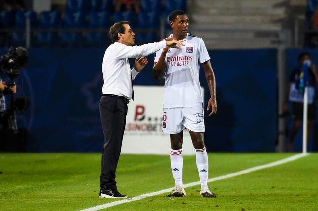 OL : Rudi Garcia, un autre joueur veut le garder à Lyon