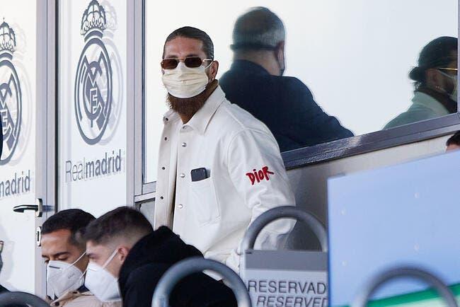 Real : Le cas Sergio Ramos fait vriller Zidane