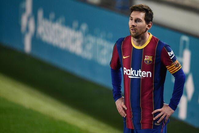 Barça : 1er janvier, l'Espagne tremble pour Messi