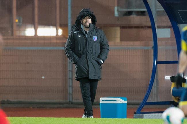 L2 : Benoit Cauet nouvel entraineur de Chateauroux