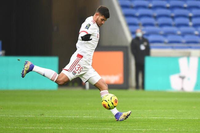 OL : Guimarães va louper deux matchs à cause du Covid-19