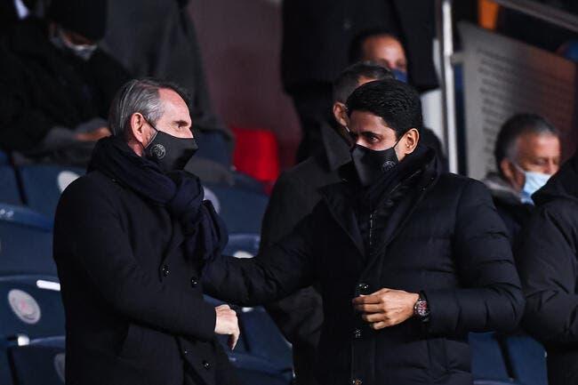 Les 5 joueurs invités à partir cet hiver — PSG