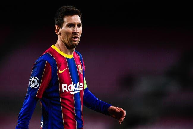 PSG : Messi avec Pochettino et Neymar à Paris, c'est écrit