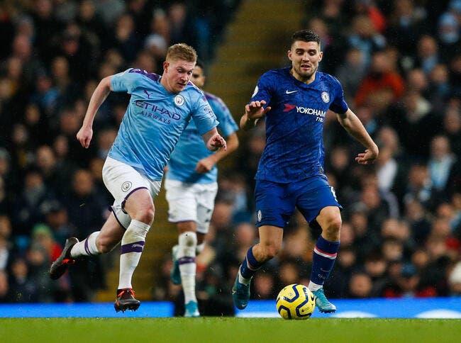 Chelsea - Manchester City : Les compos (17h30 sur RMC et Canal +)