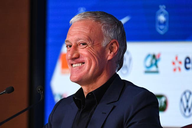 Didier Deschamps prêt à redevenir entraîneur en club