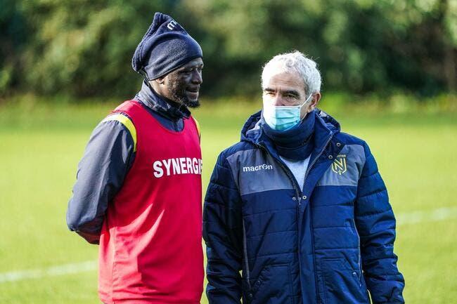 FC Nantes : Domenech, c'est «zéro souffle et zéro idée»