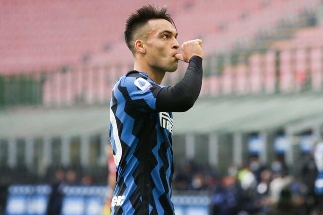 Ita : 6-2, l'Inter et Lautaro Martinez giflent Crotone