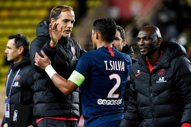 PSG : Tuchel était cramé depuis longtemps, Thiago Silva lâche son scoop
