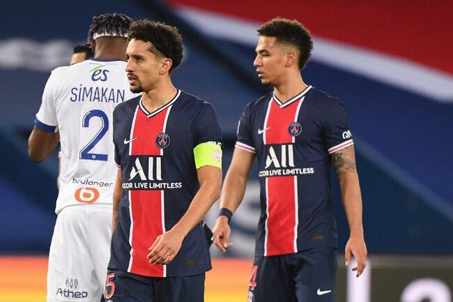 PSG : Thiago Silva pas remplacé, Leonardo a un plan