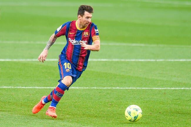 Mercato : Messi au PSG, le Qatar a le feu vert !