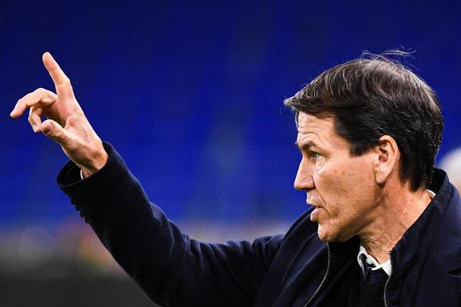 OL : Rudi Garcia viré en fin de saison ? Même pas peur