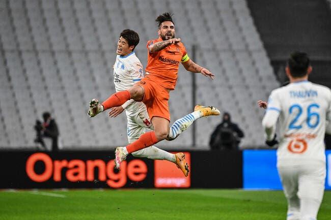 OM - Montpellier : 3-1