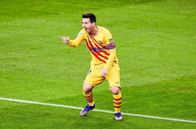 Esp : Barcelone à une idée dingue pour garder Lionel Messi !