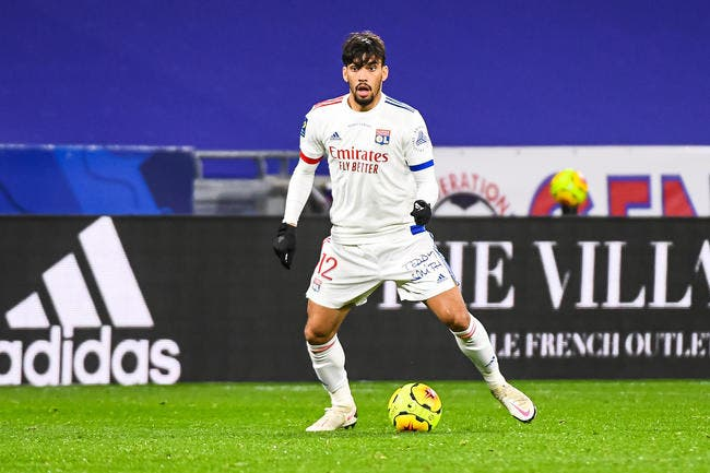 Jean Lucas devait finir la saison à ... Nantes — Mercato