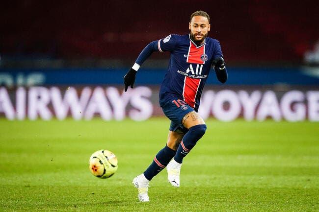 PSG : Neymar pour 32ME, l'accusé se défend