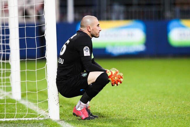 ASSE: Ruffier écoeuré au point d'arrêter le foot, ça se confirme