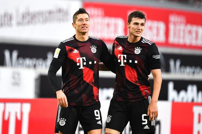 Bayern : Pavard en grand danger au mercato ?