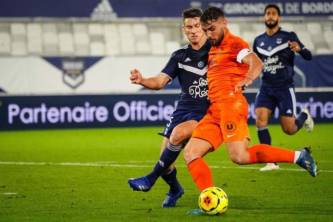 FCGB : Un retour à Lorient, « Vito » Koscielny est chaud