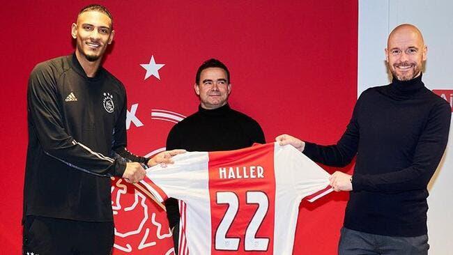 Officiel : Sébastien Haller signe à l'Ajax pour 22,5 ME
