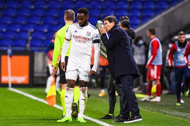 OL : Dembélé quitte Lyon, Garcia exige un remplaçant