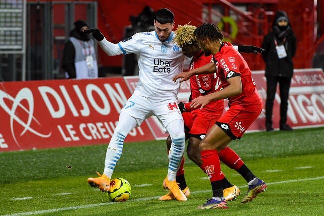 Dijon - OM : 0-0
