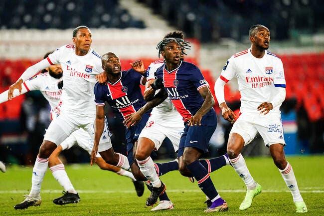 L1 : Lyon menace le PSG, il mise un billet sur l'OL