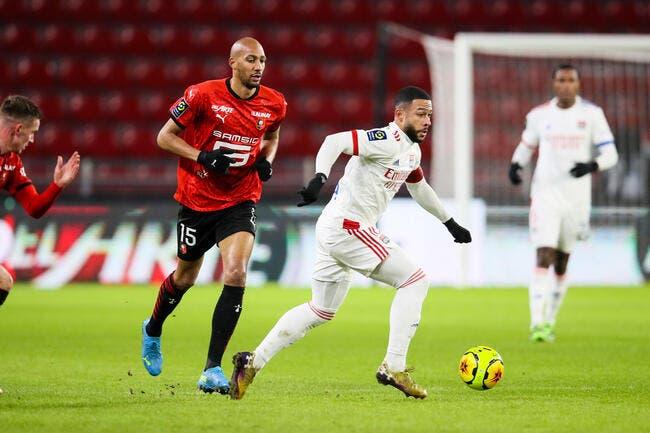 Rennes - OL : 2-2
