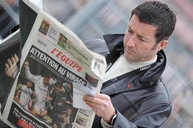 Média : L'Equipe toujours en grève, pas de journal lundi