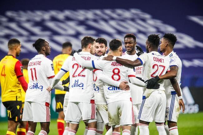 OL : Lyon vise le titre en L1, Luis Fernandez dit merci