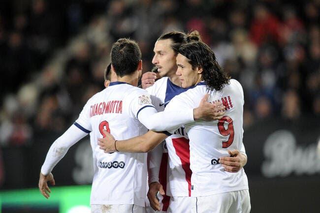 PSG : Paris régresse, rappelez Cavani et Zlatan !