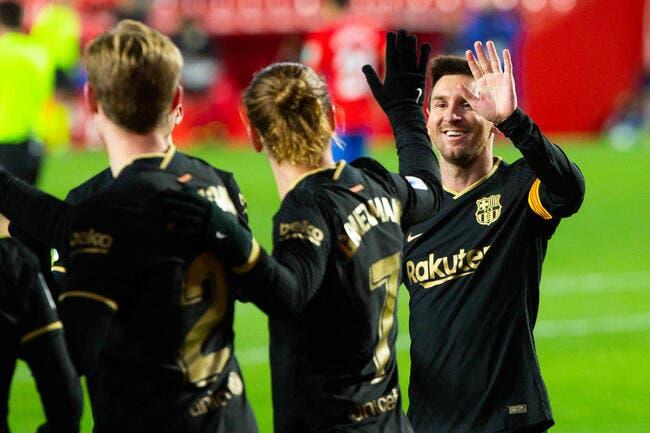 Barça : Samuel Eto'o a trouvé le successeur de Lionel Messi