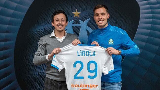 OM : Pol Lirola à Marseille, c'est officiel !