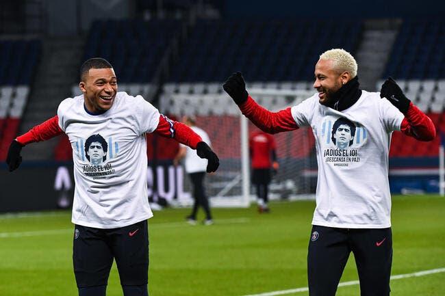 PSG : Neymar et Mbappé vont rester, Pierre Ménès a le nez