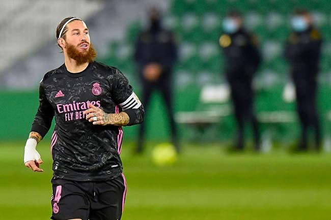 Mercato : Sergio Ramos au PSG, son clan brise le silence