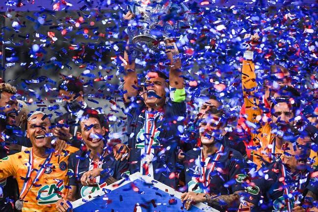 France Télévisions pourrait laisser tomber la Coupe de France — Historique