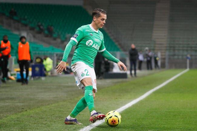 ASSE : Zéro offre pour Hamouma, les Verts jouent avec le feu